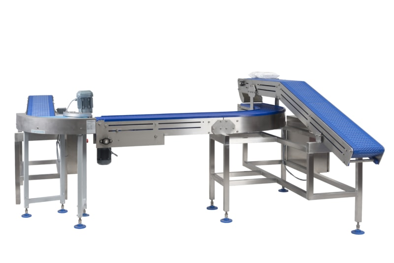 Pack Turning Conveyor